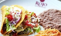 $75 for Two $50 Gift Cards for Mexican Food at Rojo Mexican Bistro ($100 Value)