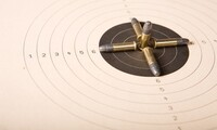 $28 for a Shooting Range Visit for Two with Gun Rental, Ammo, and Safety Gear at Adventure Outdoors ($52 Value)