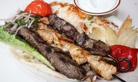 Lebanese Dinner for Two or $20 Worth of Carry-Out at Byblos Cafe and Grill (Up to 33% Off)