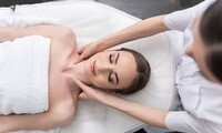 One Spa Facial with Optional Back Facial, or Three Spa Facials at The Oasis Salon and Spa (Up to 56% Off)