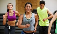 Four orEight Zumba Fitness Classes at Open Mat Academy (Up to 67% Off)