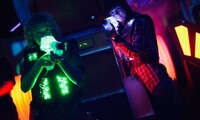 Five Laser Tag Passes for One at Adventure Landing Jacksonville (Up to 35% Off)
