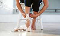 Dance Shoes, Apparel, and Accessories at Capezio (Up to 23% Off). Two Options Available.