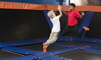Jump Passes or Jump Around Party for Up to 10 at Sky Zone Sacramento (Up to 36% Off). Five Options Available.
