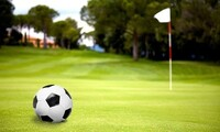 FootGolf with Soda or Beer for Two, Four, or Six at Seven Springs Golf and Country Club (Up to 58% Off)
