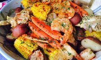 Seafood Dinner for Two at Lighthouse Lobster Feast (Up to 24% Off). Two Options Available.