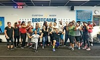 Five Boot Camp Classes Two Weeks of Unlimited Boot Camp Classes at Custom Body Boot Camp (Up to 54% Off)