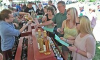$28 for Admission for Two to Washington Lake Park Wine Festival on June 23 or 24 ($40 Value)