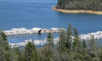 7-Night Stay in a Queen or Executive Houseboat at Silverthorn Resort in Redding, CA. Combine Multiple Nights.