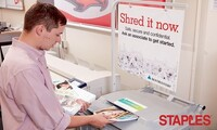 Shredding Services at Staples (Up to 49% Off)