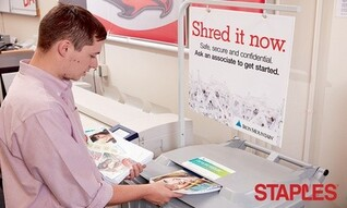 Deal for Staples