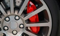 One Brake Pad Replacement for Front, Rear, or Both with New Pads at Meineke Car Care Center (Up to 69% Off)