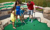 All Day Mini Golf for Two, or Four at Gobblers Knob Family Fun Park (Up to 42% Off)