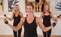 5 or 10 Barre Classes at Studio Barre (Up to 62% Off)