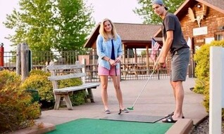 Deal for Big Dons Wild River Mini Golf