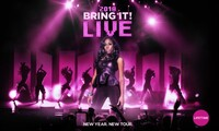 """""""Bring it! Live"""" With Miss D & the Dancing Dolls"""