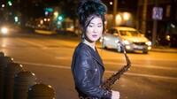Jazz Saxophonist-Singer Grace Kelly