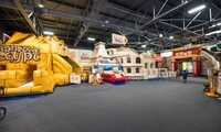 $299 for Silver Birthday-Party Package at Bounce-a-Rama ($429 Value)