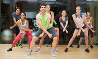 10 or 20 Zumba or GroupFit Classes at Zumba By Elvia (Up to 75% Off)