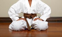One Month of Taekwondo Classes with Uniform for One or Two at Cho's Martial Arts (Up to 83% Off)