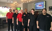 A/C Recharge with Optional Check at Fast Lane Automotive (Up to 40% Off)
