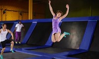 Two or Four Sixty- or Ninety-Minute Jump Passes at High Elevations Trampoline Park (Up to 39% Off)