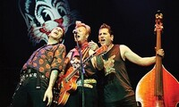 Stray Cats with the Cherry Poppin' Daddies at Pacific Amphitheatre August 16 at 7:30 p.m.