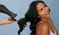 One or Three Blowouts or Blowout with a Haircut and Deep Conditioning Treatment at All Blown Out (Up to 56% Off)