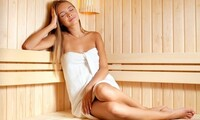One, Three, or Five 45-Minute Infrared Sauna Sessions at The Salt Room Lake Country (Up to 48% Off)