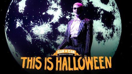 """""""This Is Halloween"""": Live Music, Cabaret & Burlesque Inspired by Tim Burton"""