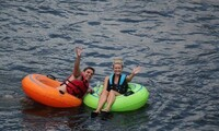 One, Two, or Four Tube Rentals at Twin Rivers Tubing (Up to 31% Off)