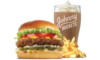 $12 for $20 Worth of Burgers, Melts, and Shakes for Two People at Johnny Rockets - Cottonwood Mall