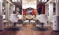 Haircut and Conditioning with Optional Partial or Full Highlights at Salon Rouge (Up to 54% Off)