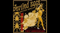 """Deviled Eggs"" Burlesque Brunch: Feast for Eyes and Ears"