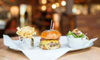 American Cuisine with Comedy Show for One or Two at Demi's Restaurant and Bar (Up to 42% Off)