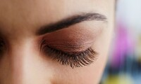 Eyelash Extensions with Optional Fill at Glam India Threading and Spa (Up to 44% Off). Six Options Available.
