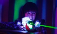 Laser Tag Games or Birthday Party Package at Zero Gravity (Up to 41% Off). 4 Options Available.