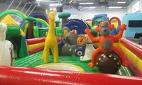 Fun Pass for Two or Four at Fun City Party and Play Center (Up to 42% Off). Four Options Available.