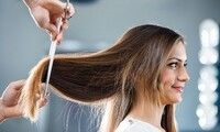 Hairstyling Services at Eden Salon and Medspa (Up to 52% Off). Three Options Available.