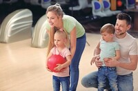$40 For A Family Fun Package Of 8 Games, 4 Shoe Rentals, 1 Large Basket Of Fries & 1 Pitcher Of Soda (Reg. $80)