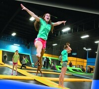 $25 For 2 Hours Of Bounce Time For 2 People (Reg. $50)