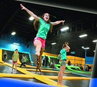Deal for Bounce Trampoline Sports