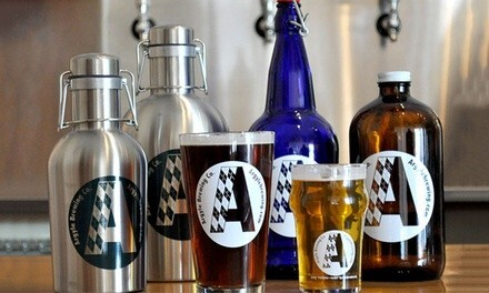 Brewery Package for Two or Four at Argyle Brewing Company (Up to 31% Off)