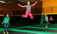 Two, Four, or Six 60-Minute Jump Passes at Rockin' Jump - Modesto (Up to 35% Off)