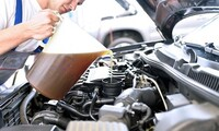 Oil Change with Tire Inspection and Fluid Top-Off at Legendary Motorworks (Up to 42% Off). 3 Options Available.