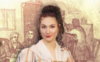 """Rapid-Fire Satire """"She Stoops to Conquer"""""""