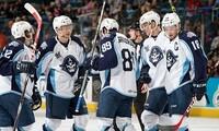 Milwaukee Admirals Hockey (October 13–November 30)