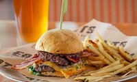 American Food and Drinks at Eats Kitchen & Bar (Up to 47% Off). Two Options Available.