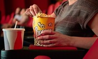 $27 for Movie, Popcorn, and Drinks for Two at Gateway Theatre (Up to $45.50 Value)
