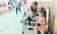 Three or Six Day Passes or Weekday or Weekend Birthday Party Package at Kiddos 101 (Up to 39% Off)